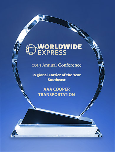 Worldwide Express Award